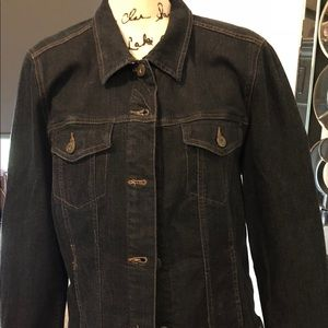 Denim jacket Liz Claiborne
